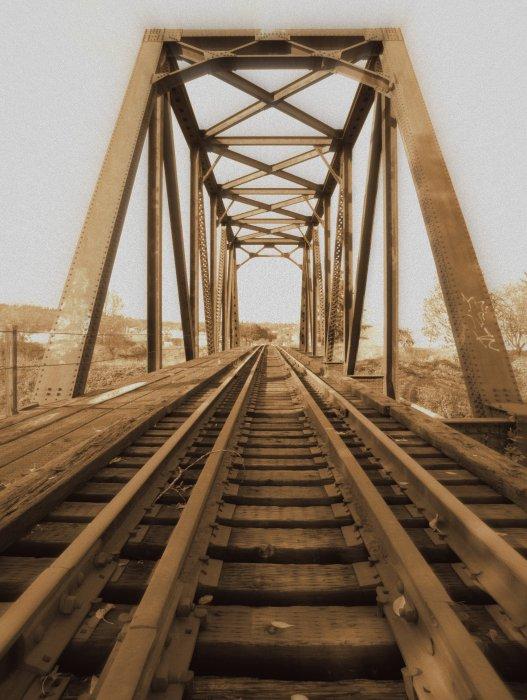 It's a Long Road (Railroad)